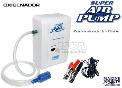 AERADOR SUPER AIR PUMP MS-SAP