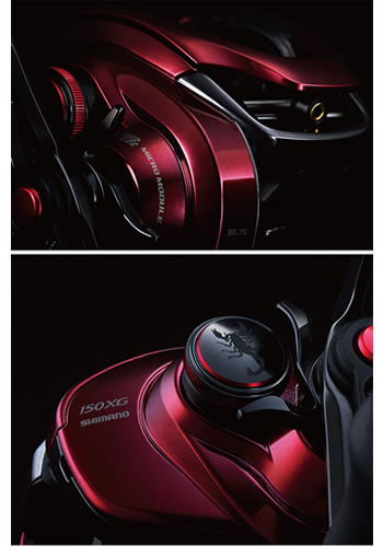 Carretilha Shimano Scorpion MGL 151 XG - Manivela Esquerda