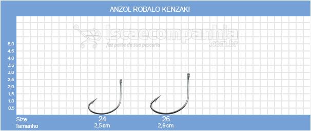 ANZOL ROBALO KENZAKI