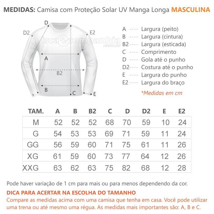 CAMISA TUCUNA-SHIRT DRY-COLMEIA IC004