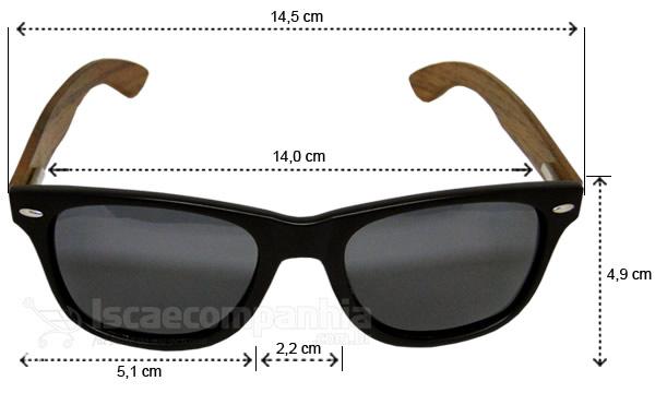 Óculos Polarizado Yara Dark Vision - 05801