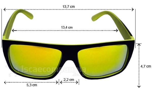 Óculos Polarizado Yara Dark Vision - 05951