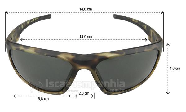 Óculos Polarizado Express Tainha - G15