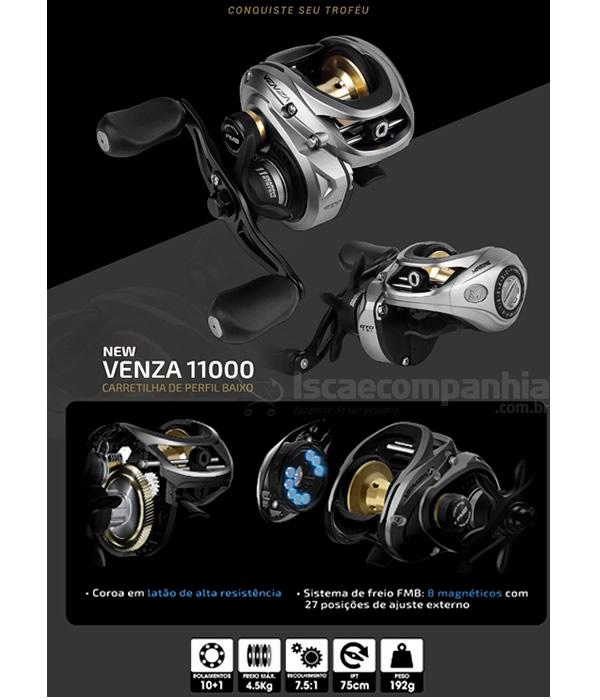Carretilha Marine Sports New Venza GTO 11000