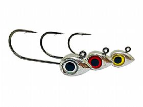 Jig Head Big Eye Big Ones 4/0 17gr - 2UN