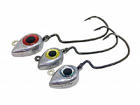 Jig Head Big Eye Twister Big Ones 5/0 14gr - 2UN