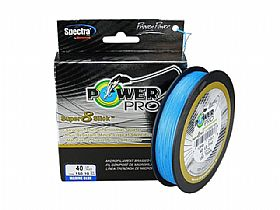 Linha Multifilamento Power Pro Super 8 Slick 50Lbs 0,36mm 150yds
