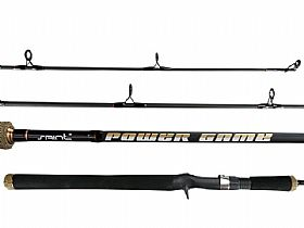 Vara Saint Plus Power Game 2102BC 20-40Lb 7`0 (2,10m) - Carretilha - (2 partes)