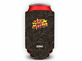 Porta Latas BRK em Neoprene 350ml - Real Tree Catch and Release