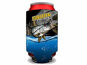 Porta Latas BRK em Neoprene 350ml - Snook off Shore