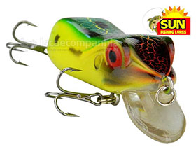 ISCA SUN FISHING SAPITO