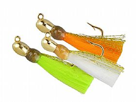 Jig Bomber Nylure Redfish BSWGRED12 - 1/2oz 14gr