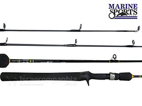 VARA MARINE SPORTS EVOLUTION  EVG3-C391M 8-17Lb 3`9 (1,20m) - CARRETILHA (Interiça)