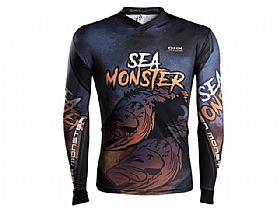 Camiseta BRK Sea Monster Mero com Fpu 50+