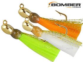 JIG BOMBER NYLURE REDFISH BSWGRED38