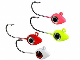 Jig Head Big Eye Colours Big Ones - 2UN
