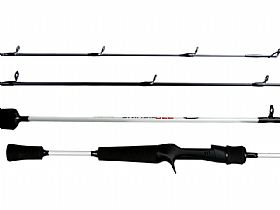 Vara Saint Plus Pro Fishing 501BC 4-12lb 5`0 (1,52m) - Carretilha (Interiça)