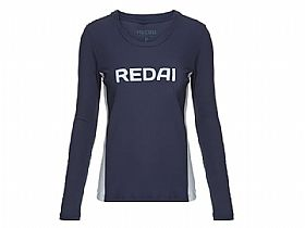 Camiseta Redai Performance Feminina Team Azul