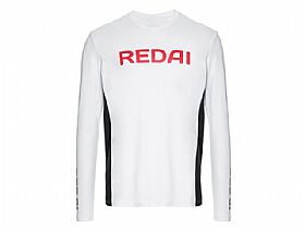 Camiseta Redai Performance Masculina Team Branco