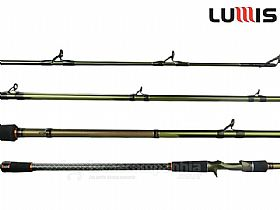 VARA LUMIS POWER CARBON IM10 POWCC270 20-50Lb 9`0 (2,70m) - CARRETILHA (2 Partes)
