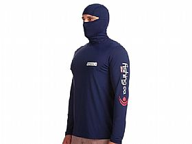 Camiseta Masculina Fishing Co Ninja - Marinho