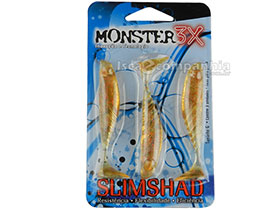 SHAD MONSTER 3X SLIM G