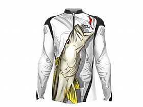 Camiseta Mar Negro Fishing Robalo