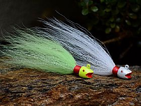 Jig Bucktail Tropical Fishing - 9cm 14gr