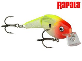 ISCA RAPALA JOINTED SHALLOW SHAD RAP - JSSR07