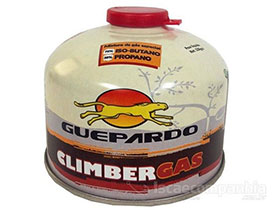 CARTUCHO GUEPARDO CLIMBER GAS