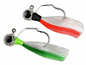 Jig Mutuca Gallapagos Anti Enrosco 4/0 15gr