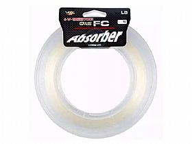 Leader YGK Absorber Fluorocarbon 0.41mm 20lb 60m