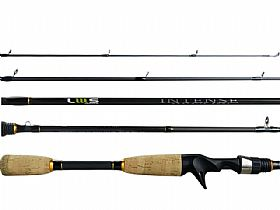Vara Lumis Rods Intense IM8 INC63121 5 - 12Lb 6`3 (1,92m) - Carretilha (Inteiriça)