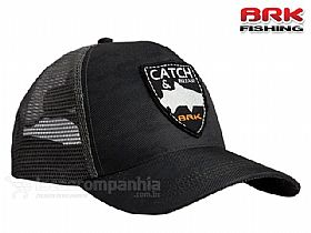 BONÉ BRK FISHING - REF. B063 - CATCH AND REALESE CAMO