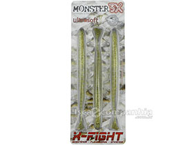 SHAD MONSTER 3X X-FIGHT 25cm