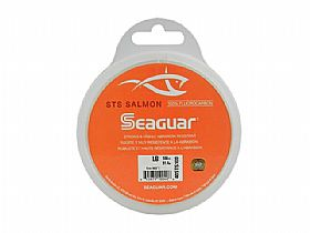 Leader Fluorocarbon Seaguar STS Salmon 40lbs 0.570mm 91.4m