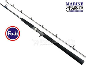 VARA MARINE SPORTS EVOLUTION  GT2-C551H 20-60Lb 5`5 (1,65m) - CARRETILHA (Interiça)