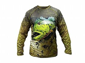 Camisa Collection Datena Compass Monster 3X - Nova Coleção