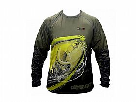 Camisa Fish Collection Tambaqui Monster 3X - Nova Coleção