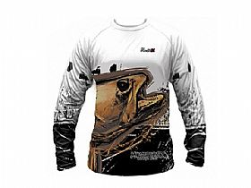 Camisa Fish Collection Traíra Monster 3X