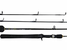 Vara Marine Sports Evolution EVG3-C511L 8-15lb 5`1 (1,55m) - Carretilha (Interiça)