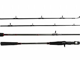 Vara Marine Sports Evolution GT MS-C70 2H 20-50lb 7`0 (2,10m) - Carretilha (2 Partes)
