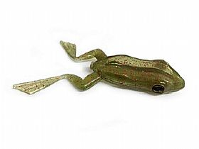 Isca X-Frog Top Water 11cm Monster 3X + 1 Anzol EWG 4/0