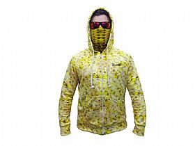 Moletom Dry Fit Yellow King Monster 3X - Nova Coleção