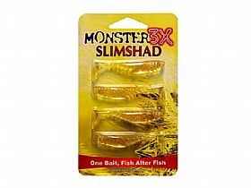 Shad Monster 3X Slim P - 7cm 4UN