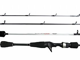 Vara Saint Plus Pro Fishing 561BC 7-17lb 5`6 (1,65m) - Carretilha (Interiça)
