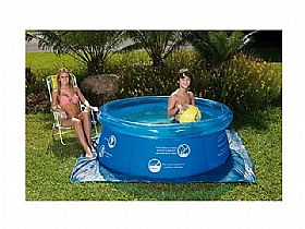 Piscina Splash Fun 1000L Mor