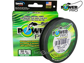 LINHA MULTIFILAMENTO POWER PRO 40LBS 0.32MM 150YDS