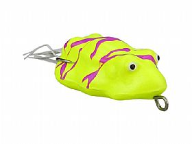 Isca Bad Line Mini Frog MF001 - Sapo - 5cm 7,2gr