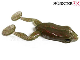 ISCA MONSTER 3X PADDLE FROG - 4UN